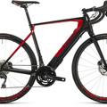 Affitto con pagamento online: CUBE AGREE HYBRID C62 SL-Noleggio bici da corsa elettrica Canazei