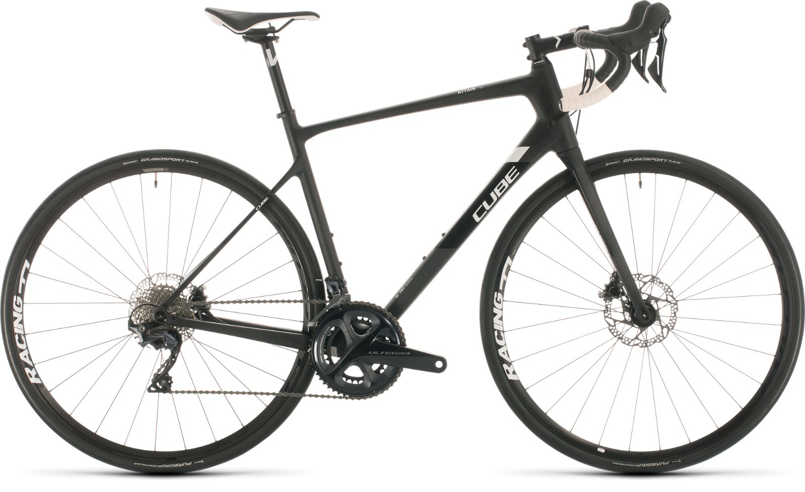Bici da Corsa Attain GTC SL carbon - Noleggio Bici Canazei