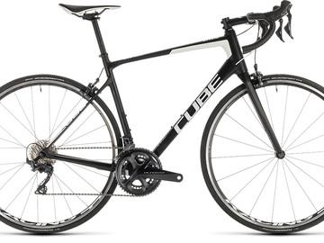 Affitto con pagamento online: CUBE ATTAIN GTC RACE 2019- Noleggio bici da corsa Canazei, Trento