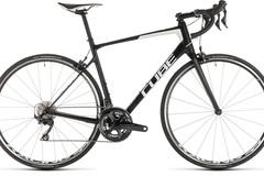 CUBE ATTAIN GTC RACE 2019- Noleggio bici da corsa Canazei, Trento