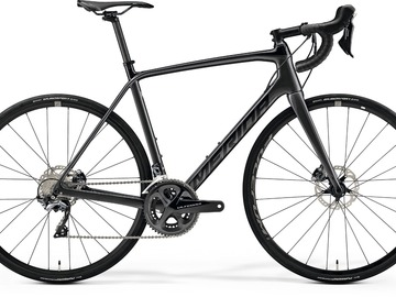 Renting out with online payment: Bici da Corsa Scultura 6000 Disc Carbon - Noleggio Bici Canazei