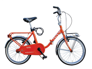 Affitto con pagamento online: Graziella City Bike - Noleggio Bici Lido Adriano