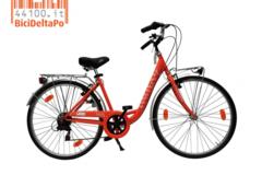 CITY BIKE CLASSICA 26'' - Noleggio city bike Marina di Ravenna