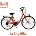 Affitto con pagamento online: CITY BIKE CLASSICA 26'' - Noleggio city bike Marina di Ravenna