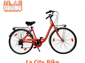 CITY BIKE CLASSICA 26'' - Noleggio city bike Lido Adriano