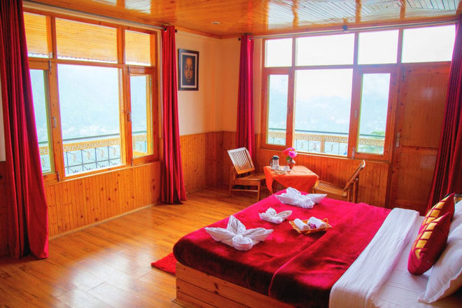Renting out: Pause HOMESTAY IN KANYAL ROAD - MANALI , HP