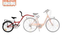 Affitto con pagamento online: Bici + CAMMELLINO - Noleggio bici e cammellino Marina Romea