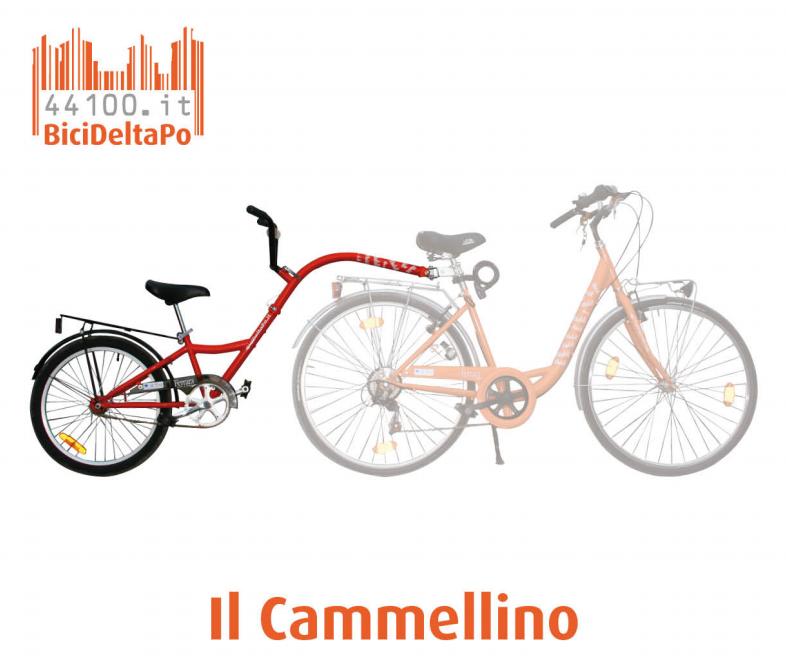 Bici + CAMMELLINO - Noleggio bici e cammellino Bologna