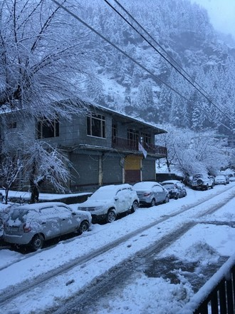Renting out: Pink Bud Cottage HOMESTAY IN NEAR SHURU ROAD - MANALI , HP