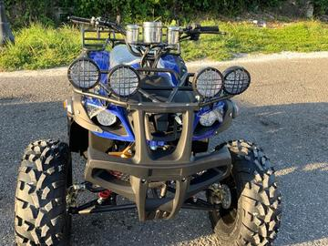 Sell: Blue Quad Bike 250cc