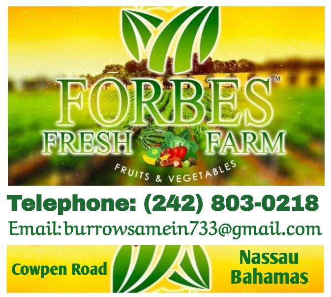 Forbes Fresh Farm