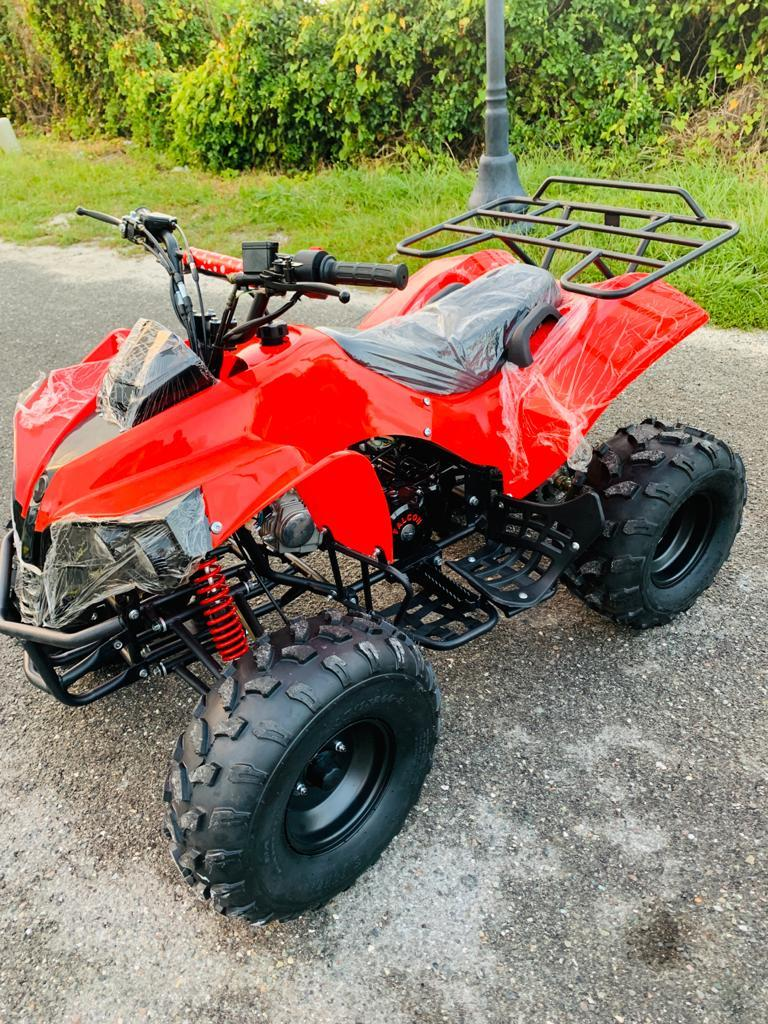 Quad Bike 125cc (youth)