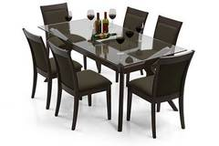 Selling without online payment: 6 Seater Dining Table