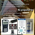 Sell: Back to School kit