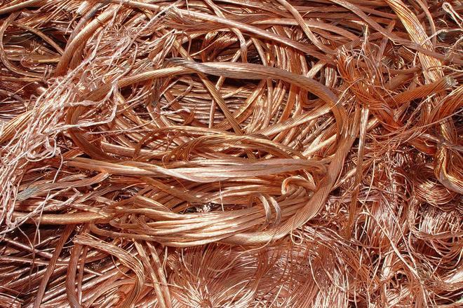 Per Tonne: Scrap Copper Grade 3