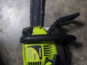 Sell: Poulan 16-inch Chainsaw