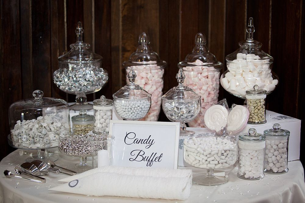 Candy Bar Set