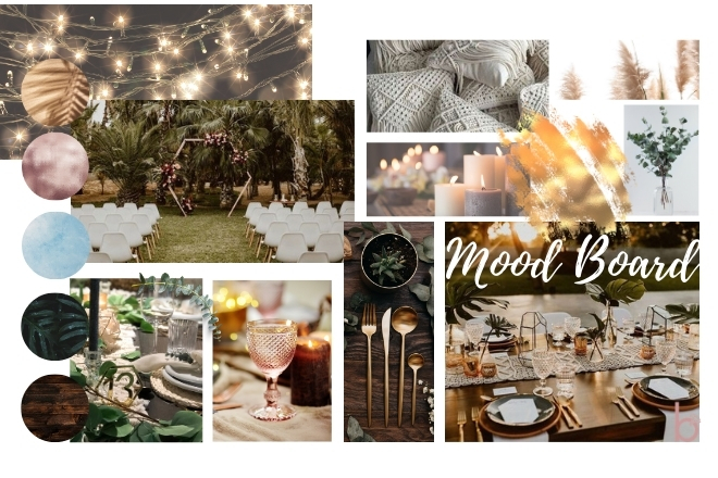 Boho Glam ~ Full Wedding
