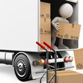 Umzugshelfer mit Transporter: 3 Umzugshelfer Schweizwe inkl. Lieferwagen und inkl. An-/Abfahrt
