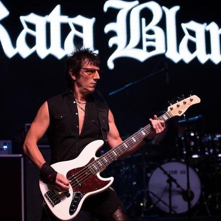 Bajista / productor artístico. Rata Blanca / WG Temple