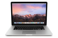 Online checkout and shipping: MacBook Pro (Retina 15-inch, mid-2015)