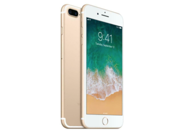 Online checkout and shipping: iPhone 7 Plus 128GB Unlocked