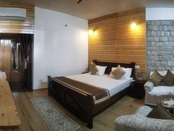 "Renting out: Jasmish Cottages Room: ""JAS"" IN ADJACENT MOSQUE - DHARAMSHALA"