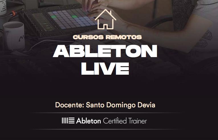 MAD En Casa / Curso de Ableton Live