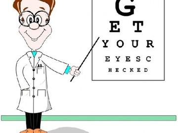 Scheduled Consultation: Eye health service