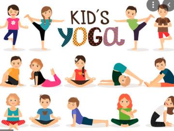 Group Workshop: TEST ACCOUNT Yoga for kids!