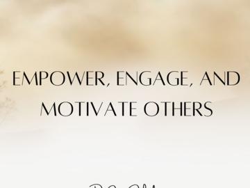 Personal Mentoring: Leadership Development with Dr. Joy Hicks