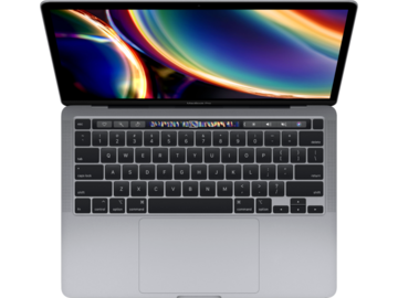 Online checkout and shipping: Macbook Pro (Retina 13-inch, 2020)