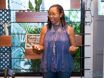 Personal Mentoring: Showing Up as Self (Akosua Dardaine Edwards)