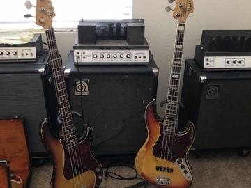 Rent : Fender Bass