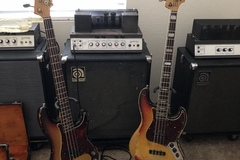 Rent : Fender Bass