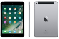 Online checkout and shipping: iPad mini 4 128GB Wi-Fi Space Gray