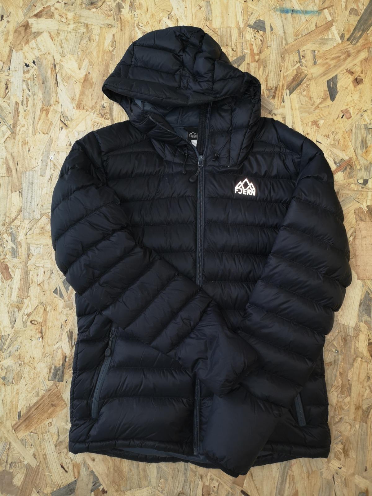 Fjern Down Jacket Black (Medium)