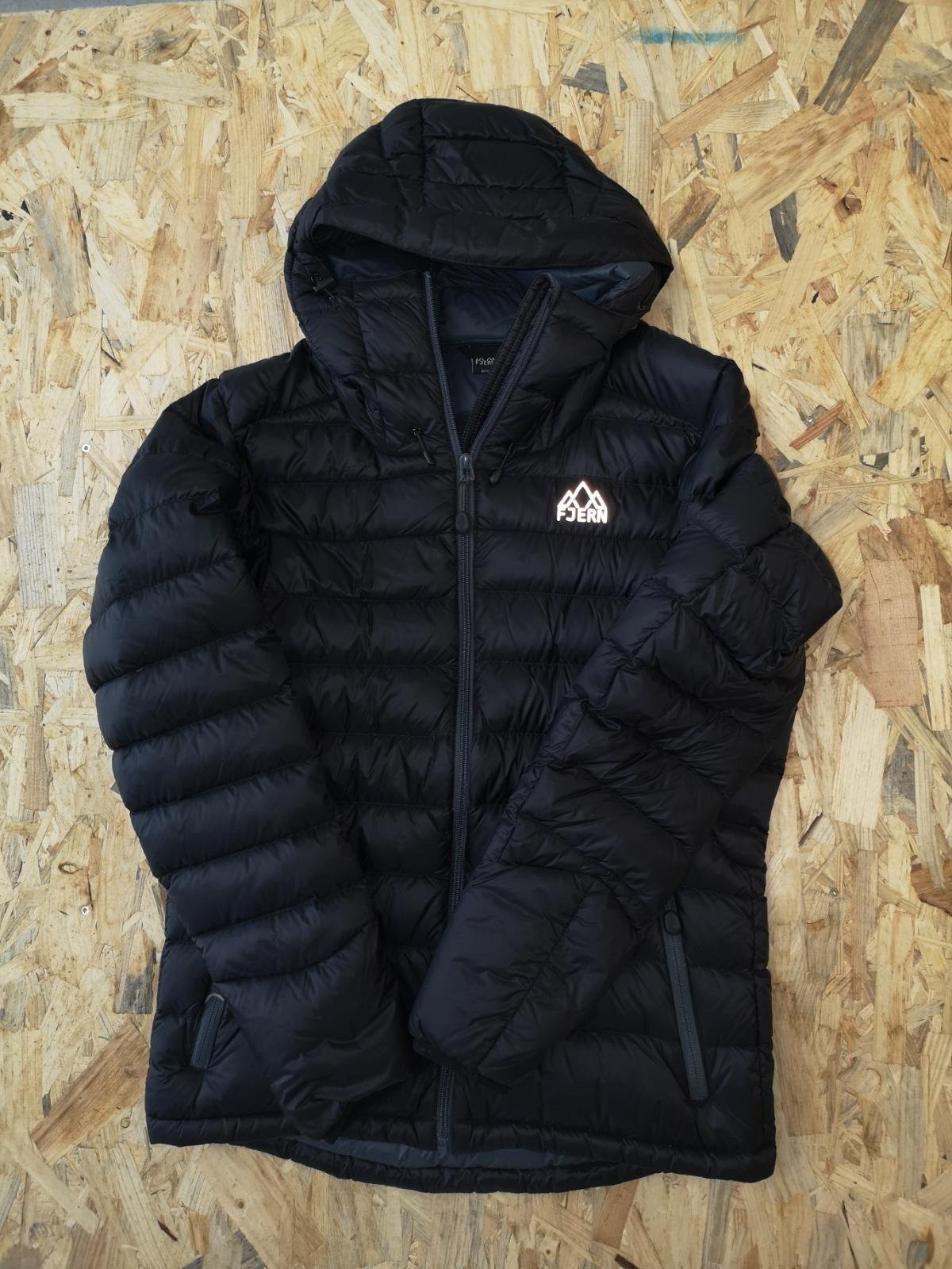 Fjern Down Jacket Black