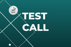 Free: TEST CALL (SURINAME)