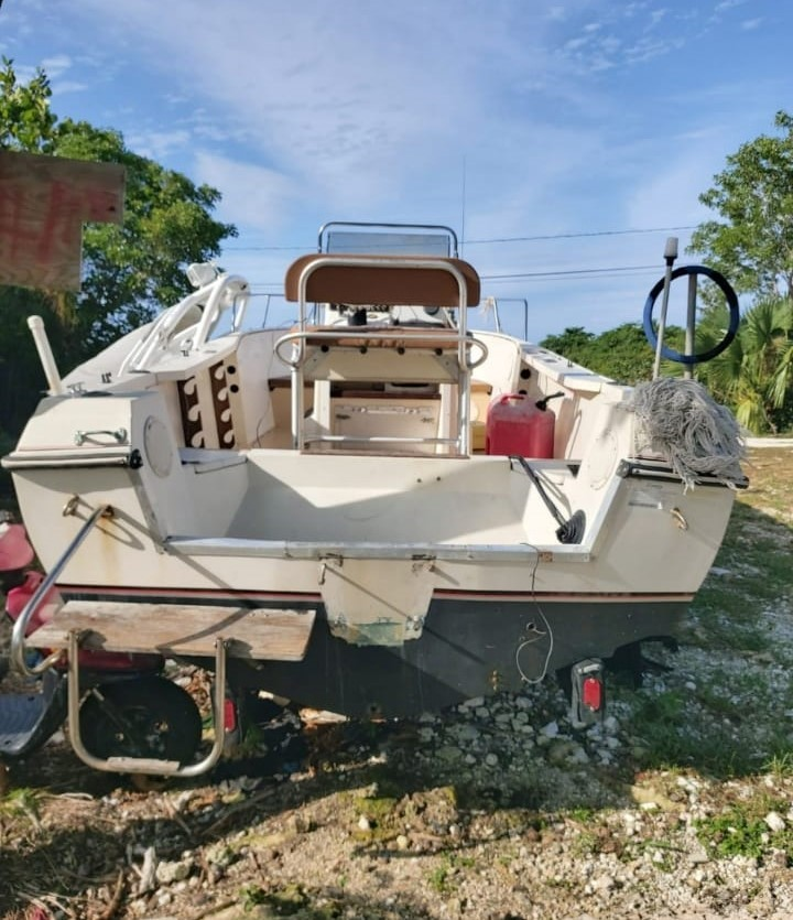 20ft Remingcraft Boat