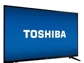 "Sell: 43"" Toshiba 4k Smart TV"