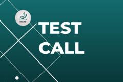 Free: TEST CALL (URUGUAY)