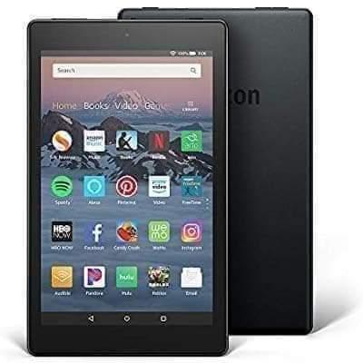 """7"""" Amazon Fire Tablet w/Case"""