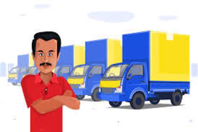 Book: Truck Driver
