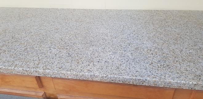 Granite Countertop Yellow Fantasy