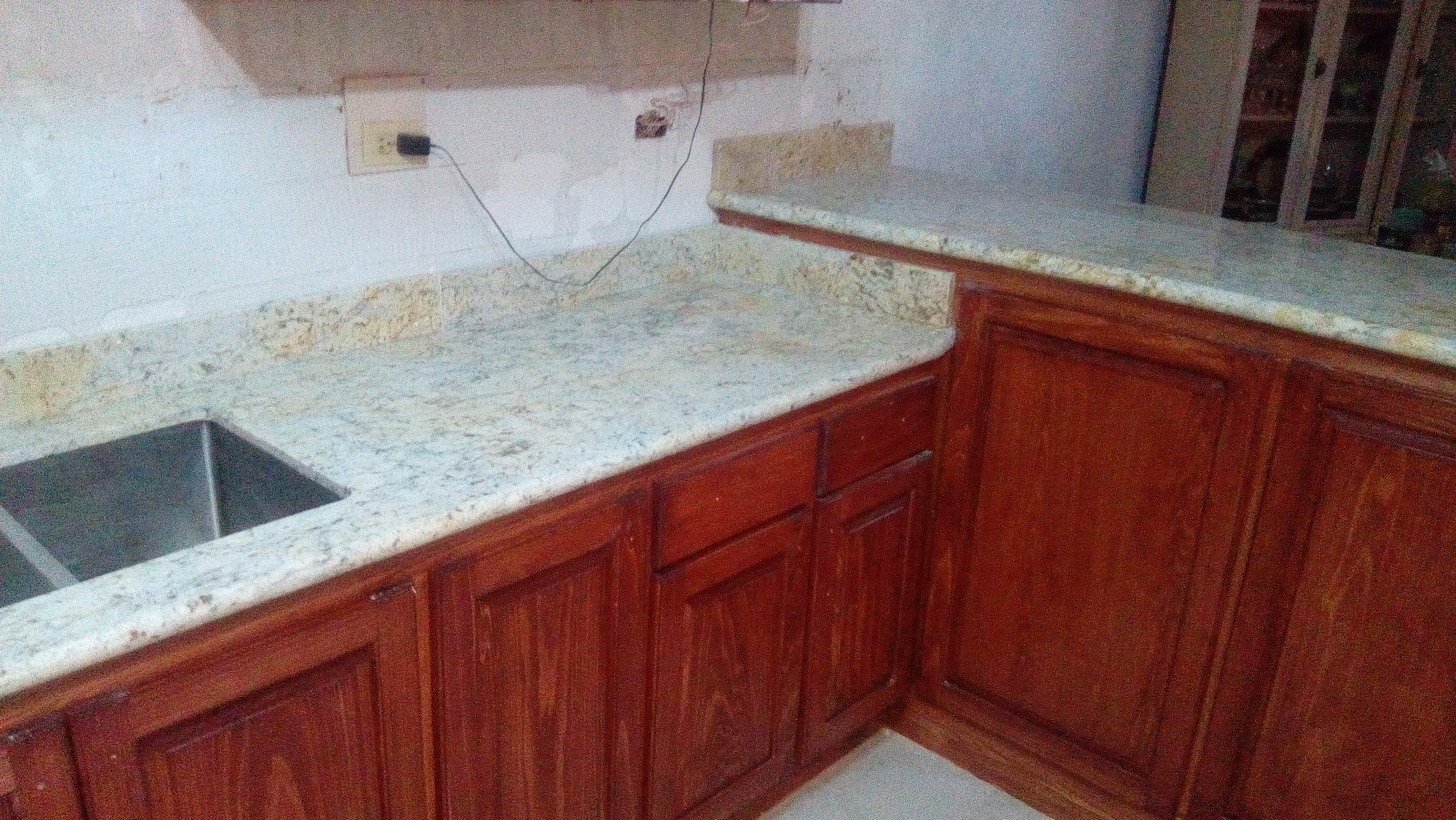 Granite Countertop Fantasy Gold