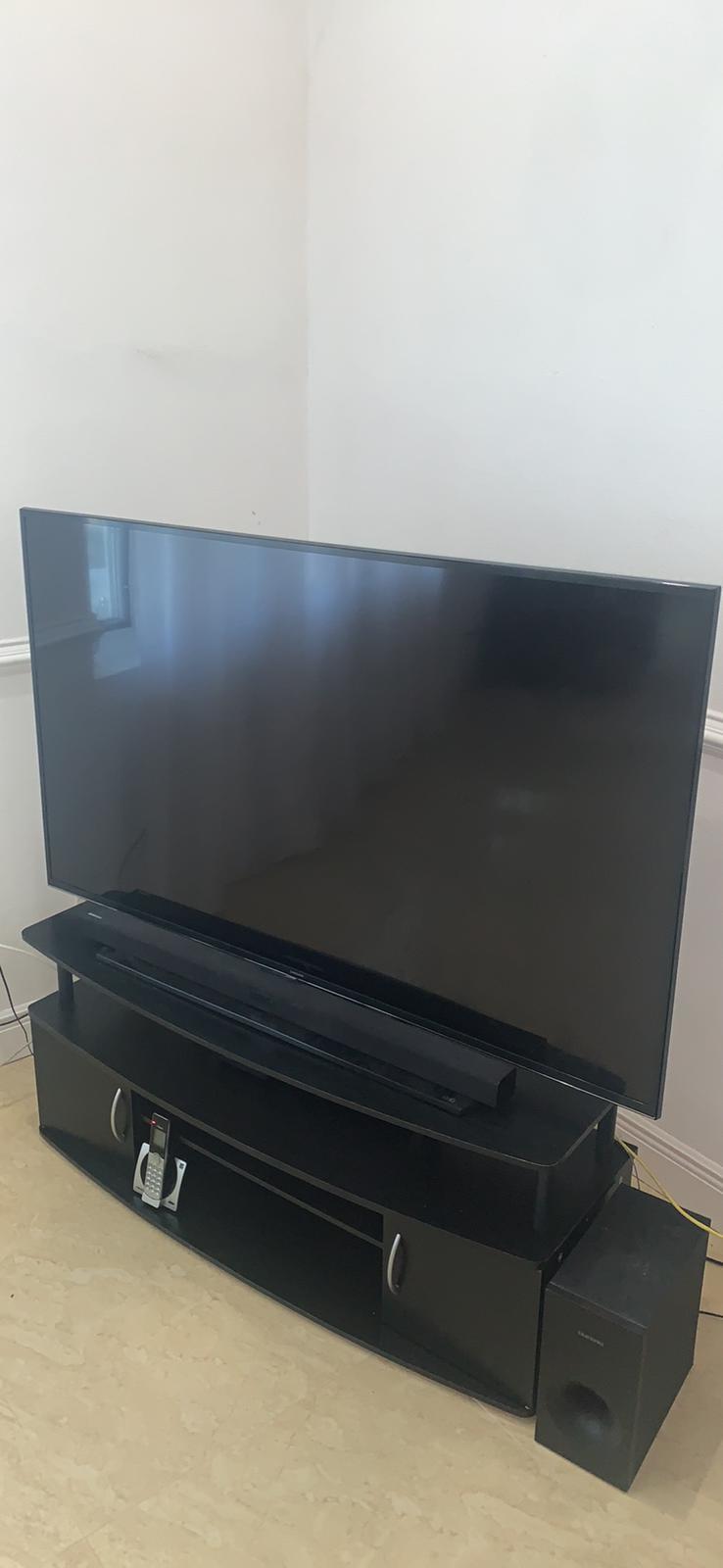 "Samsung - 60"" LED Smart TV - 4K UltraHD"