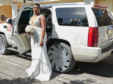 Service: Luxury SUV Service - Andros
