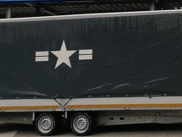 Umzugshelfer mit Transporter: Umzugsanhänger sehr gross mit Helfer/Fahrzeug/Fahrer zu vermieten