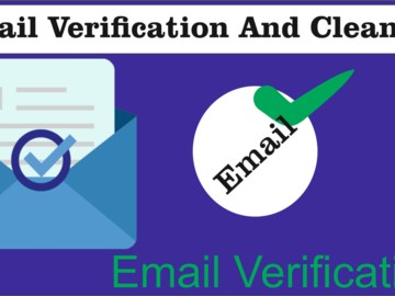 Both Appointments & Group Session: Bulk Email Verification Service